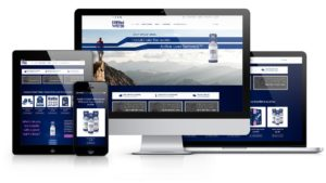 CMS Website Design Responsive
